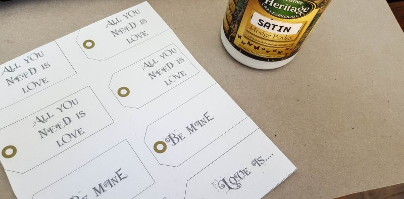 Print out the free label printables