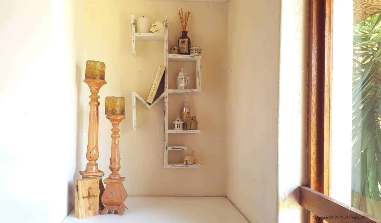 """Make your own """"Home"""" shelf. Full tutorial on the blog with detailed instructions"""