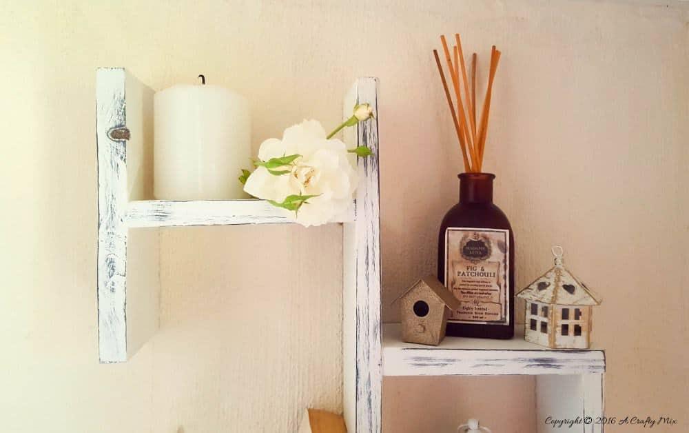 Special memories on our HOME Shelf #DIyHomedecor