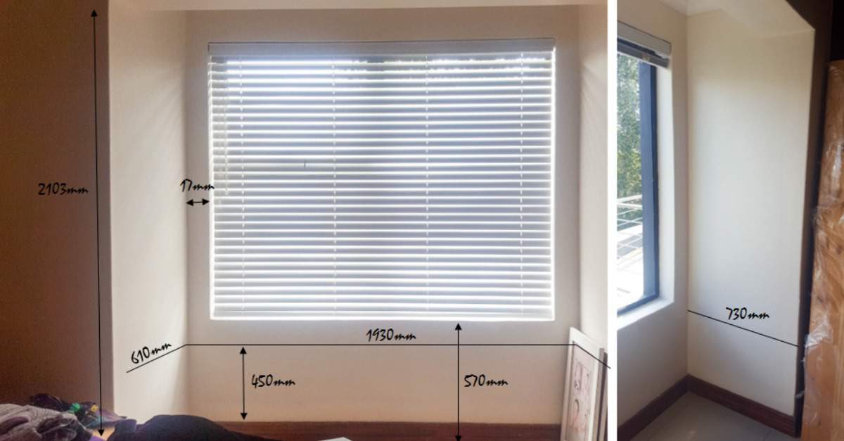 The 6 lessons I learnt when I built a window seat with storage off site