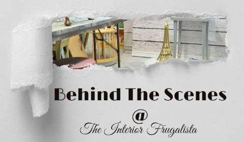 Dirty Little Secrets - Behind the Scenes of a DIY Blog