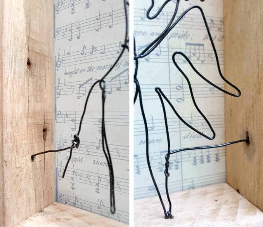 7 Quick Tips for creating wire art with photos. Have you ever dabbled with wire art? It dates back to 3000 BC and it's such an amazing medium to work with. Easy to shape and you can twist, wrap, braid, coil, weave and even crochet with it. #DIYHomeDecor #arttutorial #wireart