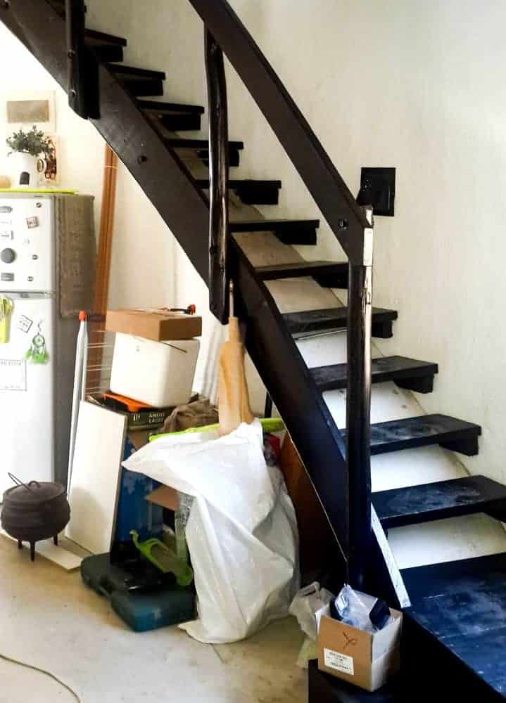 Curved Staircase, Spiral Staircase Storage