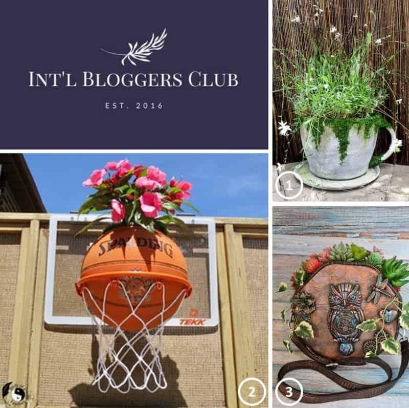 IBC - Funtabulous Planters Challenge June
