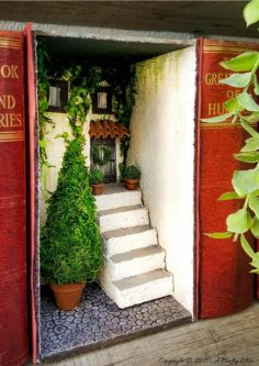 Christmas in a Book Nook – A Beginner's Guide