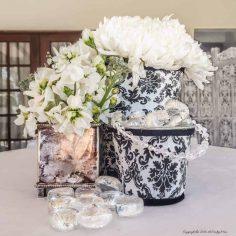 Buckets of Love & Finding Tiffany Blue