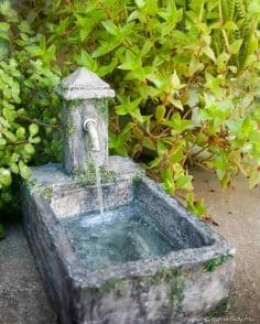 DIY – Adorable Fairy Water Feature