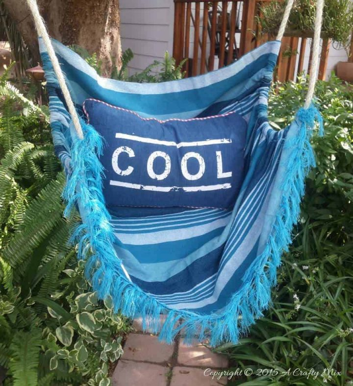 Make a Hammock in an Afternoon – Easy DIY