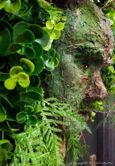 Spirit of the Forest Wreath – DIY Tutorial