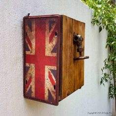 How to Make a Mini Potting Shed – Easy DIY